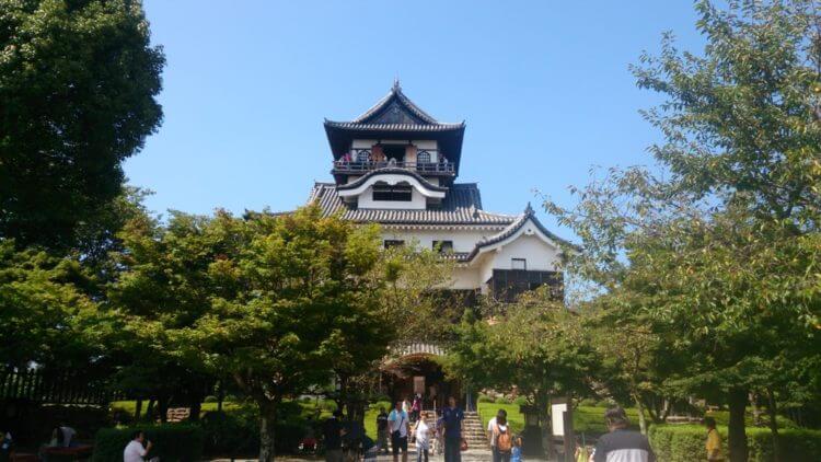 愛知県のお城と言えば、やっぱり国宝犬山城!に行ってきました