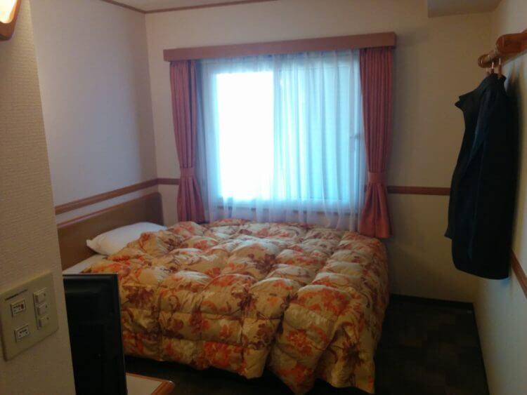 理想の部屋とは「東横インの部屋」のことを言うのかもしれない