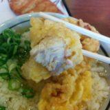 丸亀製麺の『かしわ天』で「天茶漬け」を食べよう