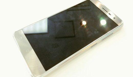 ZenFone3をレビュー!デレステもポケモンGOも快適!