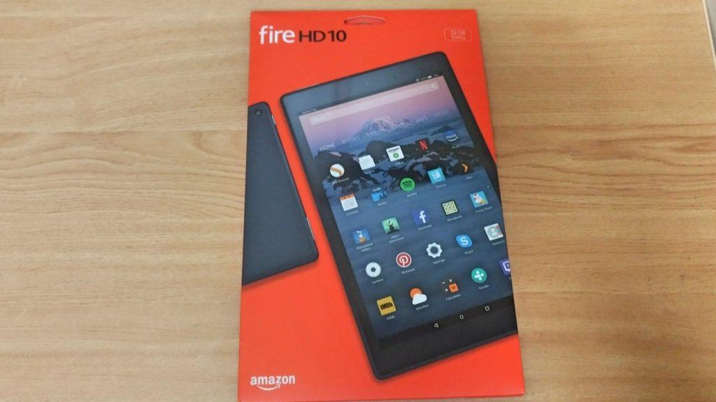 Fire HD10